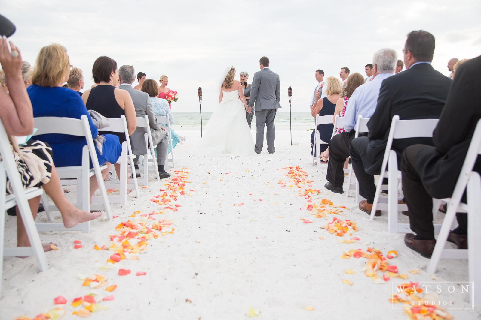 Marco Island Beach Wedding