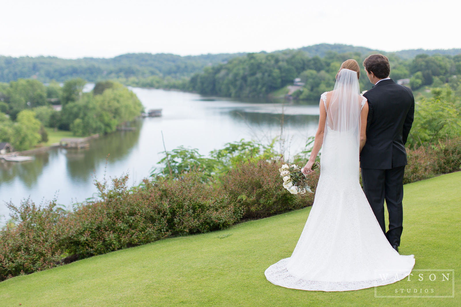 Cherokee Country Club Wedding Photo