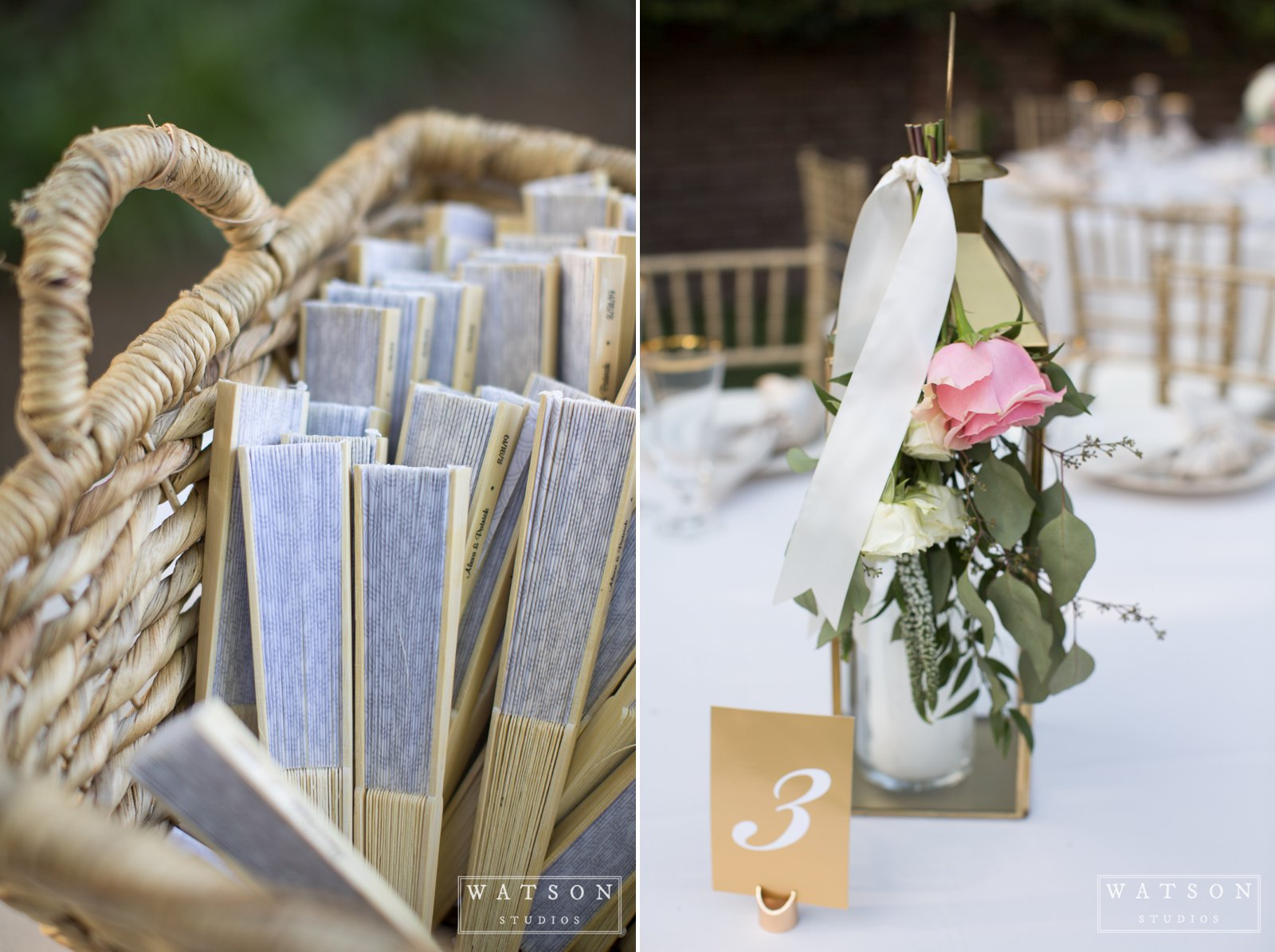 East Ivy Mansion Wedding decor
